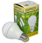 Kit da 25 Lampadine a LED E27 5W/230V Luce Fredda - #27561208-25
