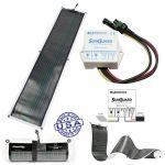 Kit POWERFILM Pannello Solare 21Watt Flessibile e Regolatore di Carica #30150602
