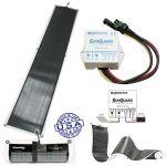 Kit POWERFILM Pannello Solare 28Watt Flessibile e Regolatore di Carica #30150603