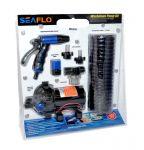 Kit Washdown Pompa Lavaggio Ponti 12V 20 lt/min - 70PSI - 4.8bar #38623100