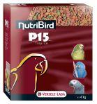 Nutribird P15 Tropical 4kg Mantenimento Versele Laga E422037 #930E422037