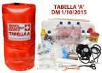 Sacca di pronto soccorso COMPLETA Tabella A DM 1/10/2015 #56004785