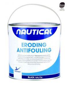 Antivegetativa AkzoNobel Nautical Eroding Autopulente 2,5lt Nero #470COL2017