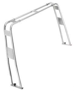 Roll bar abbattibile per scafi - L.100-150 cm - Codice: 10211308