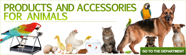 Pet, pet products, pet accessories, all for animals