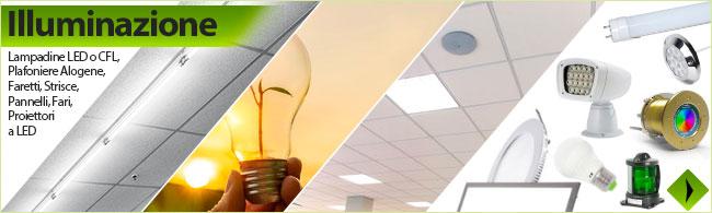 Illuminazione a led, Pannelli led, Tubi LED T5, Tubi LED T5, lampadine a fillamento, lampadine a led, led, Alimentatori e LED Driver, Faretti a LED, Kit Lampadine a Led, Kit Strisce LED, Lampade e torce portatili, Lampadine CFL, Lampadine LED 12-24V, Lampadine LED 230V, Pannelli LED, Proiettori a LED, Strisce a LED 12-24 Volt, Tubi a LED 230V,