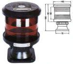 Fanale di via originali DHR - RW35V - Luce rossa (360°) - 25W/24V - Codice: 25129707