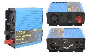 Inverter Onda Sinusoidale Pura 300W/600W 12VDC-230V AC #22020926