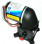 Pompa di senitna Jabsco PAR 37202 12V 13Lt/min autodescante a membrana #38601310