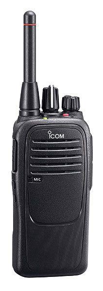 Icom IC-F29SR2#63 Portable PMR-446 FM Transceiver 16-Ch Professional