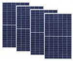 Kit 4pz Rec Modulo Fotovoltaico 280w 120 Celle Policristallino MADE IN NORWAY #30050645-4