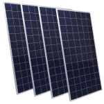 Kit 4pz Suntech Modulo Fotovoltaico 270w 60 Celle Policristallino MADE IN VIETNAM #30050685-4