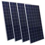 Kit 4pz Suntech Modulo Fotovoltaico 280w 60 Celle Policristallino MADE IN VIETNAM #30050690-4