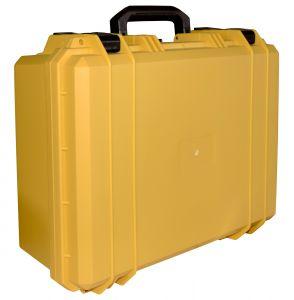 Cassetta Stagna Vuota Gialla 50x41x20cm #N90056004795