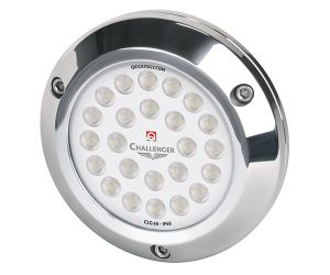 Quick CHALLENGER 60 Luce Subacquea Power LED 60W 20-30V Colore Bianco Freddo 5500-6000°K #26001303