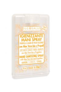 Citrus Fruits Hand Sanitizer Spray 18ml Antibacterial Disinfectant #N90056004630