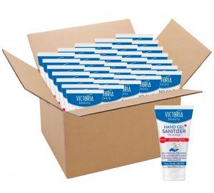 Gel Igienizzante Mani 75ml Disinfettante Antibatterico 35Pz #N90056004627