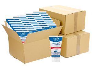 Victoria Beauty Hand Gel Sanitizer 75ml Antibacterial 105Pcs #N90056004628