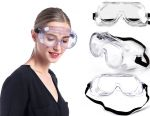 3M 1621 HC2490 Anti-chemical Anti-shock Anti-splash Goggles #N71547617601