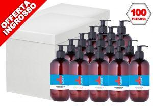 Gel Mani Igienizzante 500ml Sanify TRICOL Detergente Mani 100Pz #N90056004649