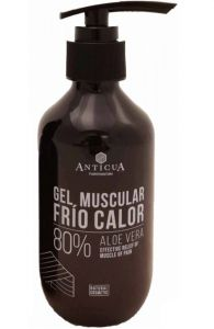 Anticua 80% Aloe Vera Cold Muscle Gel Ecological Heat 200ml #94001003