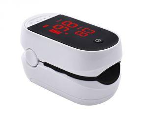 Pulsossimetro Saturimetro SpO2 PR da dito iMDK Pulse Oximeter C101B1 #N90056004586
