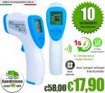 Non-Contact Forehead Infrared Thermometer 160x100x40mm #N90056004579-10
