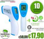 Termometro frontale ad infrarossi senza contatto 160x100x40mm #N90056004579-10