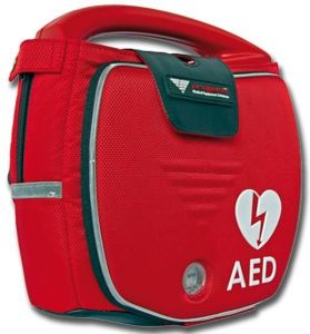 Borsa di trasporto per il defibrillatore semiautomatico RESCUE SAM #56004240