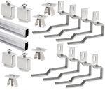 KIT Struttura di fissaggio 3 pannelli Fotovoltaici 60 celle per Falda inclinata #31510002