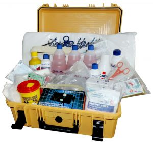 Complete First Aid Kit Table A DM 1/10/2015 (Yellow) #56004786
