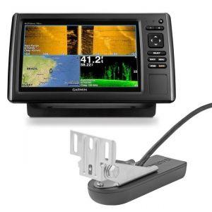 """Garmin echoMAP CHIRP 92sv Eco/Gps 9"""" con trasduttore GT52HW-TM 010-01578-01 #60120029"""
