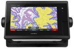 "Garmin GpsMap 7407 J1939 Display 7"" Multifunzione Touchscreen 010-01379-10 #60120039"