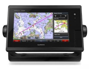 "Garmin GpsMap 7408 J1939 Display 8"" Multifunzione Touchscreen 010-01305-10 #60120041"