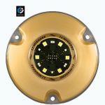 Lumishore Supra LED Underwater Light SMX22 12-24V 2000Lm D.95mm Blue & White Light Master light #26001255