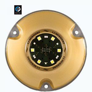 Lumishore Luce LED Subacquea Supra SMX22 12-24V 2000Lm D.95mm Colore Blu e Bianca Luce Master #26001255