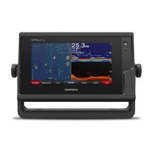 """Garmin GPSMAP 722xs Display 7"""" Multifunzione Touchscreen con ecoscandaglio 010-01738-02 #60120061"""