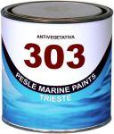 Marlin - 303 Antivegetativa ad alto contenuto di rame - Rosso Ossido 0,75lt - Codice: 461COL460