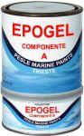 Pesle Epogel Resina Bianca A+B 2,5lt x Gavoni/Sentine - Codice: 461COL559