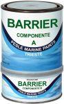 Marlin - Resina Barrier Epossidica Bicomponente 5lt Trasparente - Codice: 461COL564
