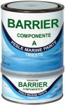 Marlin - Resina Barrier Epossidica Bicomponente 0,75lt Trasparente - Codice: 461COL565