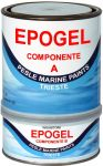 Pesle Epogel Resina Bianca  0,75lt x Gavoni/Sentine - Codice: 461COL566