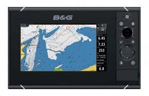 B&G Zeus³-7 Display Multifunzione Mappa Base Mondiale 000-13245-001 #62800020