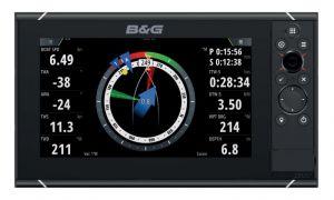 B&G Zeus³-9 Display Multifunzione Mappa Base Mondiale 000-13246-001 #62800021