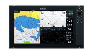 B&G Zeus³-16 Display Multifunzione Mappa Base Mondiale 000-13248-001 #62800023