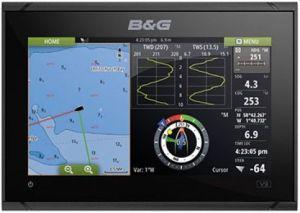 B&G Pacchetto Vulcan 9 Display Multifunzione con Antenna Radar 3G 000-13984-001 #62800038