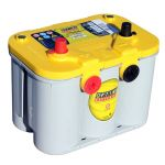 Batteria Optima Yellowtop YT U 4.2 12V 55Ah C20 Innesti Frontali #20017213