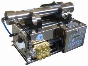 Dissalatore HP UC 35 24V RP TRONIC Portata 35Lt/h Regolazione Automatica della Pressione #39636203