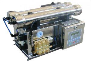 Dissalatore HP UC 70 230V RP TRONIC Portata 60 - 70 Lt/h Regolazione Automatica della Pressione #39636207
