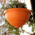 Eolia Hanging Bowl D.32x19cm LT7,7 - Color Earthenware - Code: 80EOL32